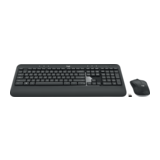 Logitech MK540 Advanced Wireless Keyboard and Mouse Combo QWERTZ schwarz