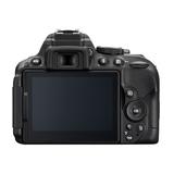 Nikon D5300 Kit schwarz inkl. AF-P 3,5-5,6/18-55 24,2 MPixel