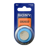 Sony Batterie Lithium Knopfzelle CR2032 3V 220mAh Blister