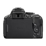 Nikon D5300 Kit schwarz inkl. AF-S 3,5-5,6/18-105 24,2 MPixel