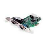 StarTech PCI Express Schnittstellenkarte Serial RS-232 2 Port
