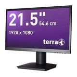 """Wortmann Terra 2226W PV 54,6cm (21.5"""") 1920x1080 Pixel 5ms 250 cd/m² Pivot"""