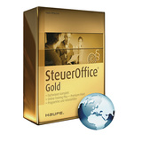 Haufe Steuer Office Gold 10 User Lizenz/Online Jahresversion Deutsch