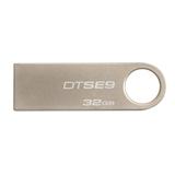 Kingston Data Traveler SE9 32GB USB2.0-Stick silber