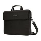 Kensington SP10 15.4 Classic Sleeve Tasche für Notebooks bis 39,1 cm (15.4'') schwarz Nylon gepolstert 381x64x324mm