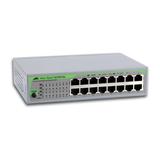 Allied Telesis AT-FS716L 16x10/100TX Switch interne PSU Rackmount