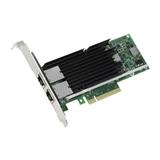 Lenovo ThinkServer Intel X540-T2 Netzwerkadapter PCI Express 2.0 x8 Low Profile 10Gb Ethernet x 2