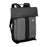 "Wenger Metro Backpack für 40,6cm (16"") Notebooks Nylon/Polyester schwarz/grau"