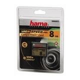 Hama CompactFlash 8GB 30 MB/s