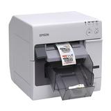 Epson TM-C3400 Farb-Etikettendrucker Medienbreite 25-112mm Druckbreite 20-104mm druckt bis zu 1.000 Etiketten pro Stunde USB-Anschluss