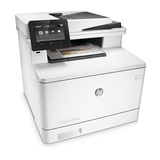 HP Color LaserJet Pro MFP M477fdw, All-in-One, Drucker/Kopierer/Scanner/Fax, Farblaserdruck