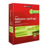 Lexware faktura+auftrag 2017 Jahresversion Lizenz  Deutsch