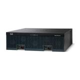 Cisco 3925 W/SPE100 3GE.4EHWIC Router 1024MB 256MB Flash 4xRJ-45 2xUSB2.0 schwarz