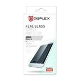 """Displex Displayschutzglas""""Easy-On"""" für Apple iPhone X"""