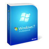 SB MS Windows 7 Professional SP1 64-bit Vollversion DVD Deutsch (Systembuilder)
