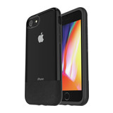 OtterBox Slim Case für iPhone 8/7 mit Alpha Glass Displayschutz Schwarz