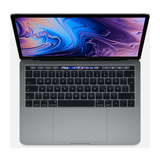 Apple MacBook Pro 2,3GHz Intel QC i5 33,8 cm (13,3'') Retina Display Touch Bar Touch ID 8GB RAM 256GB SSD spacegrau