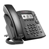 Polycom VVX 301 VoIP-Telefon SIP/SDP 6 Leitungen