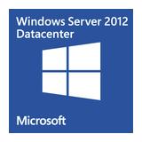 SB MS Windows Server 2012 Datacenter, 64bit 2 Prozessoren / unbegrenzte Virtuelle Maschinen DVD Deutsch Win (SystemBuilder)
