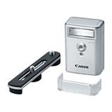 Canon HF-DC2 externer Blitz für Powershot und Ixus Ausleuchtung 24mm