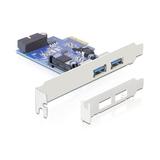 Delock PCI-Express USB3.0 2xextern 1xintern