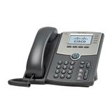 Cisco Line IP-Telefon grau 128x64Pixel LCD 2x10/100/1000/RJ-9