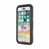 Griffin Survivor Extreme Case für iPhone 7 Plus/8 Plus schwarz/dunkelgrau