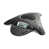 Polycom SoundStation IP 6000 VoIP Konferenztelefon 248x68 Pixel LCD-Display 10/100Base-TX