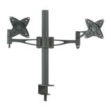 InLine Tischhalterung für 2x 61cm (24'') TFT max. 2x15kg