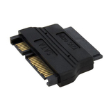 StarTech Micro SATA auf SATA Adapter Stecker/Stecker Schwarz