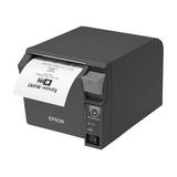 Epson TM-T70II, USB, BT (iOS), schwarz