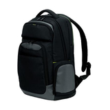Targus City Gear Backpack für 39,6cm (15,6'') Notebooks Polyurethan schwarz
