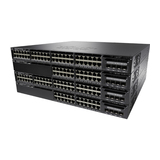 Cisco Catalyst 3650 Switch managed 48x10/100/1000 (PoE+) +4xSFP Desktop an Rack montierbar PoE+