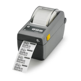 Zebra ZD410, 8 Punkte/mm (203dpi), VS, RTC, EPLII, ZPLII, USB, BT (BLE), Ethernet, dunkelgrau