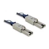 Delock Kabel mini SAS (SFF-8088) Stecker/Stecker 1m