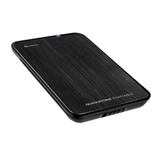 Sharkoon QuickStore Portable USB3.0 Festplattengehäuse für 6,35cm (2,5'') SATA Festplatten