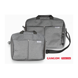 "CANCOM Prime Line MacBook Tasche 13"" Grau/Schwarz"