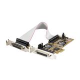 StarTech 8-Port Serielle RS232 PCIe Schnittstellenkarte