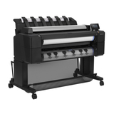 HP DesignJet T2530 PostScript ePrinter Großformatdrucker, 2400x1200dpi