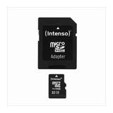 Intenso microSDHC Card 32GB Class 10
