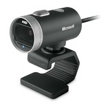 Microsoft LifeCam Cinema for Business Schwarz 5MPixel 720p (1280 x 720 Pixel) Mikrofon USB 2.0