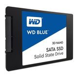 Western Digital Blue 3D NAND SSD 2000 GB SATA intern