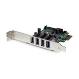 StarTech PCI-Express Schnittstellenkarte USB 3.0 4 Port