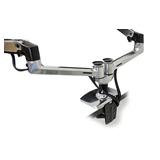 Ergotron LX Montagearm für 2 Monitore 100x100mm/75x75mm