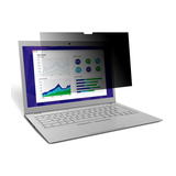 3M PFNDE007 Blickschutzfilter Standard für Dell 31,8cm (12,5'') Infinity Notebooks schwarz 16:9