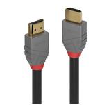Lindy HighSpeed HDMI Kabel Anthra Line Stecker/Stecker 2m