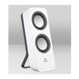 Logitech Z200 Lautsprecher 2.0 weiß