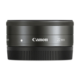 Canon EF-M 2,0/22mm STM Weitwinkel-Pancake-Objektiv