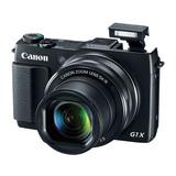 Canon PowerShot G1X Mark II schwarz 13,1MPixel