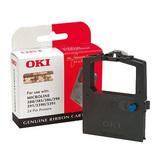OKI Farbband für ML 380/385/390/391/3390/3391 2 Mio. Zeichen schwarz